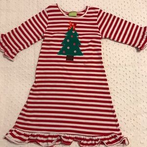 Other - Christmas tree dress Size 7
